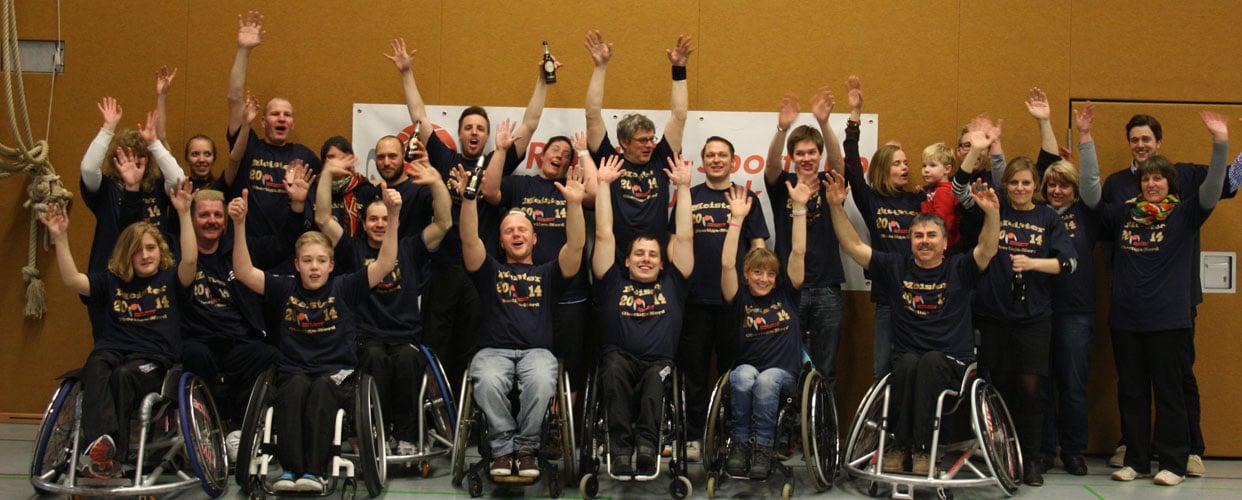 Lübecker Rollstuhlbasketballer starten in die Vorbereitung