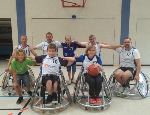 Brandenburgischer Rollstuhlbasketballcup 2017