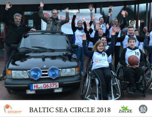 Baltic Sea Circle 2018 – Auf 4 Rädern unterwegs für den RSC
